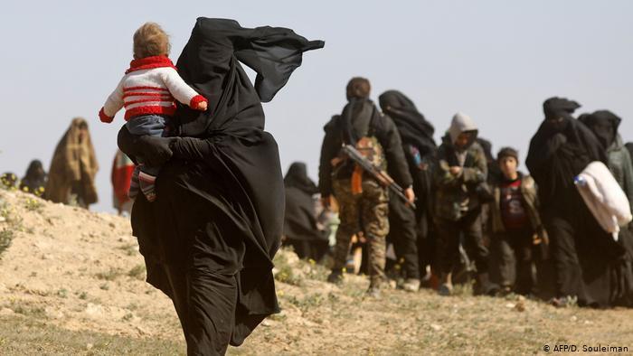 Türkiye'den gönderilen IŞİD'li gözaltına alındı