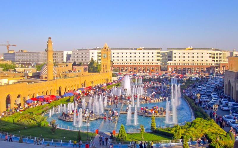 Erbil, en temiz şehir seçildi
