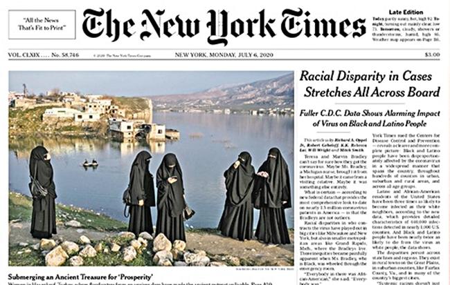 Ji New York Timesê manşeta Heskîfê: 'Bû qurbanê hêrsa Erdogan'