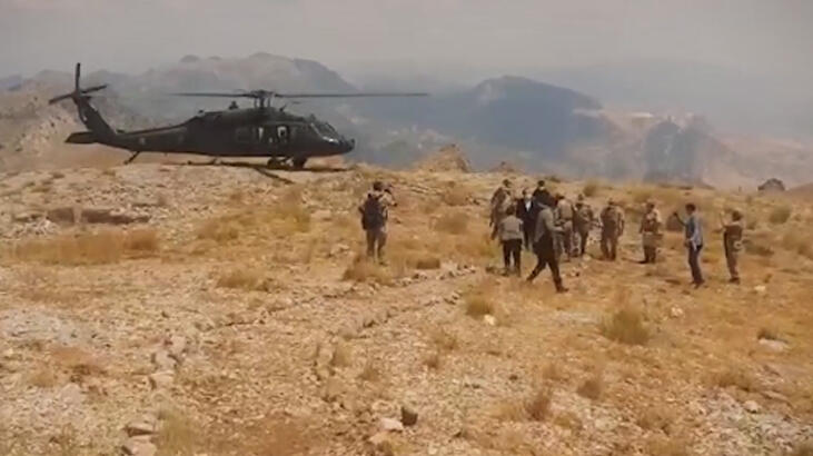 Artêşa Tirkiyê bi beşdariya 1,500 leşkeran li Çiyayê Cûdî operasyon da destpêkirin