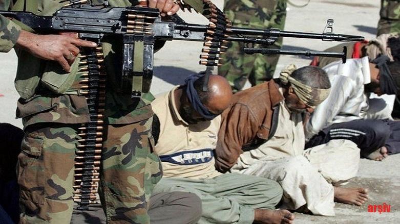 Li Nînowayê 5 terorîstên DAIŞê hatin desteserkirin