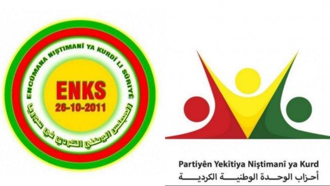 Rojava | Erk û deshilatên 'Lêvegera Bilind a Kurd' hatin eşkere kirin