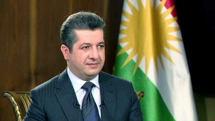 Serokwezîr bo salvegera referandûma serxwebûna Kurdistanê peyamek belav kir