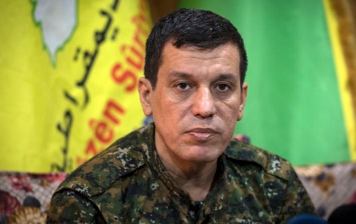 Mezlûm Ebdî: Vekişîna kadroyên PKKê ji Rojava dest pê kiriye