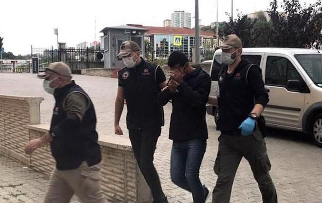 Tirkiye | 14 iraqî bi tohmeta DAIŞê hatin girtin