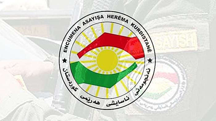 Asayîşa Kurdistanê: Yek ji wan ya PKKê 2 planên êrîşên terorîstî hatin pûçkirin