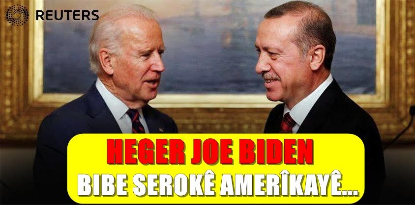 Analîza Reurtersê: Biden bi ser bikeve, herî zêde Tirkiye winda dike...