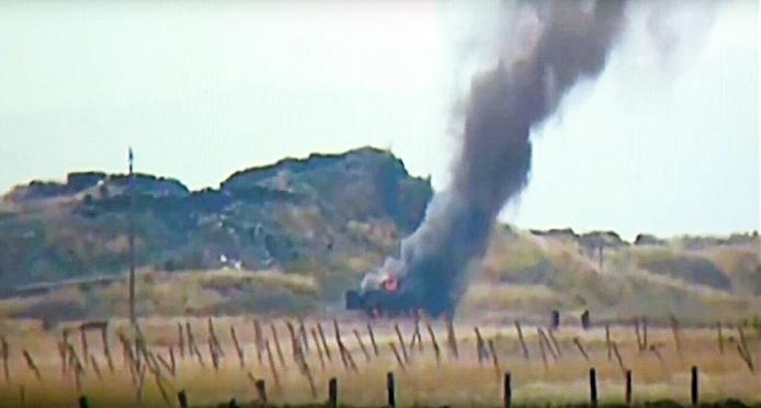 Ermenistan: 2 helîkopter û 3 balafirên bêpîlot ên Azerbaycanê hatin xistin