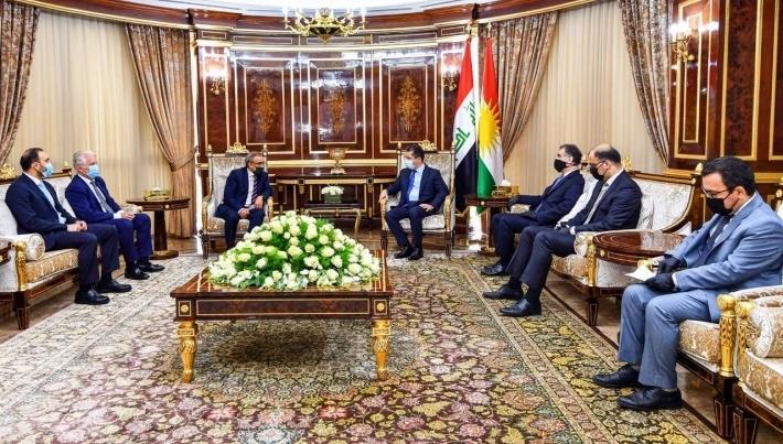 Îspanya dixwaze bazirganiya bi Kurdistanê re zêde bike