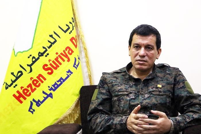 Ji Mezlûm Ebdî daxuyaniya êrîşa ser PDKê û ala Kurdistanê...