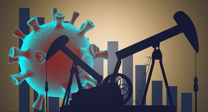 Piştî nûçeyên pêşxistina derziyên korona bihayê petrolê rekor şikand