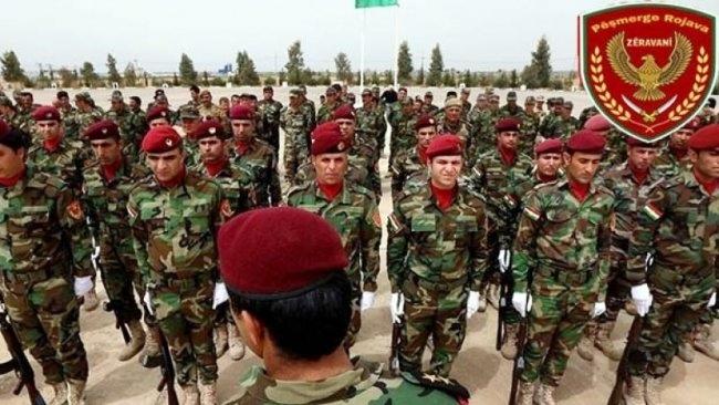 'Pêşmergeyên Roj wê wekî YPGê di bin banê HSDê de cî bigirin'