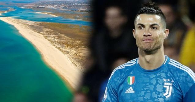 Ronaldo ji bo bi koronayê nekeve giravek standibû, lê dîsa jî pê ket!