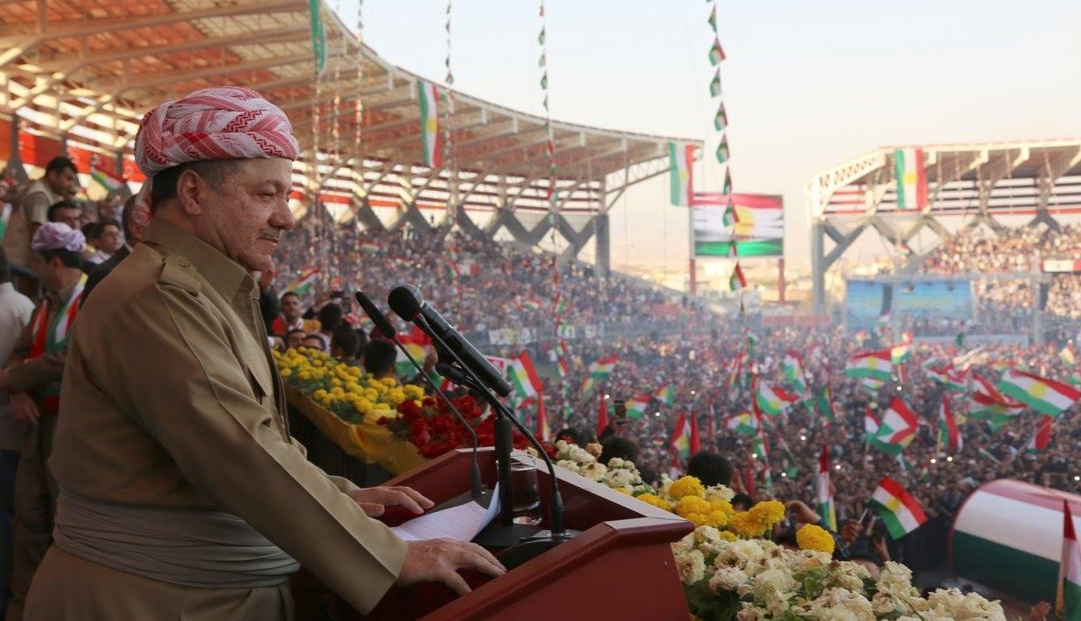 Îro salvegera referandûma serxwebûna Kurdistanê ye