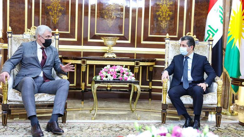 Mesrûr Barzanî: Kurdistan ji bo çareserkirina kêşeyan her dem amade ye