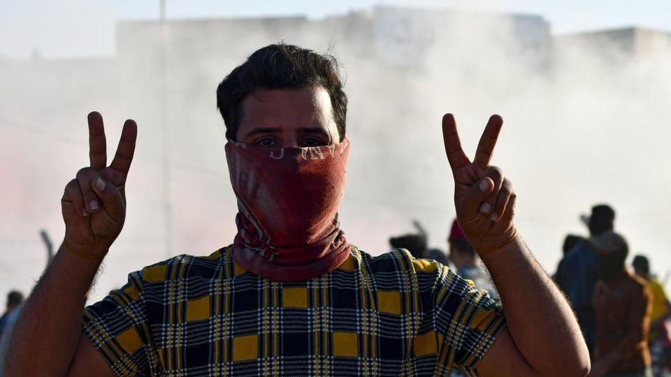 Iraq | Xwepêşanderan îstifaya parêzgarê Dîwaniyê xwest