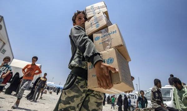 Ji UNICEFê banga Kampa Holê li welatan!..