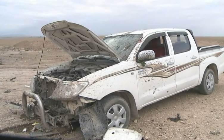 Li Telaferê teqîn: Fermandarek û 5 leşkerên Iraqê hatin kuştin