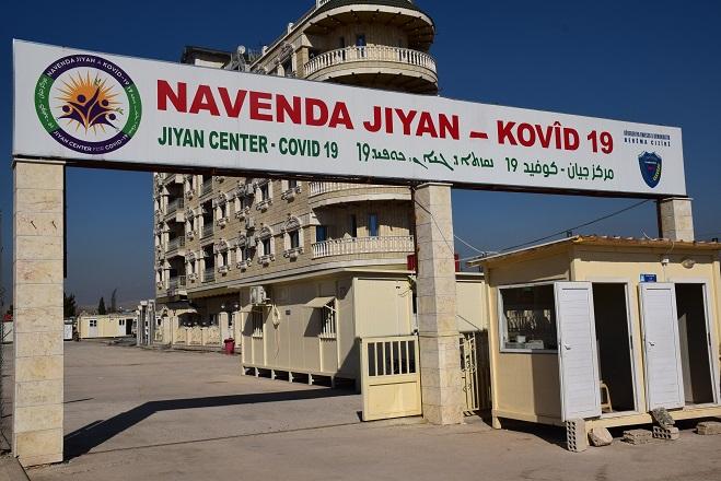 COVID-19 | Li Rojavayê Kurdistanê 105 pêketin û 3 wefat hatin tomarkirin