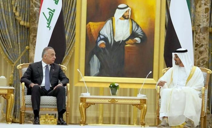 Kazimî serdana Îmaratê kir: Pêwendiyên Iraqê bi welatên Erebî têne bihêzkirin
