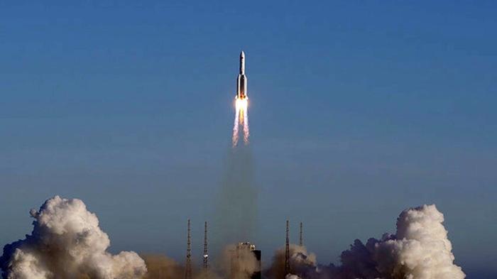 Roketa Çînê ya ji kontrolê derket li Maldîvan ket xwarê!