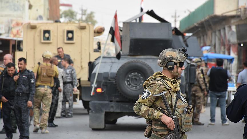 DAIŞê li Kerkûkê êrîşî hêzên iraqê kir: Efserekî polîsê federal can da