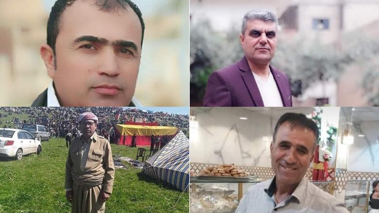 Li Rojavayê Kurdistanê 3 endamên din ên PDK-Sê û medyakarek hatin revandin