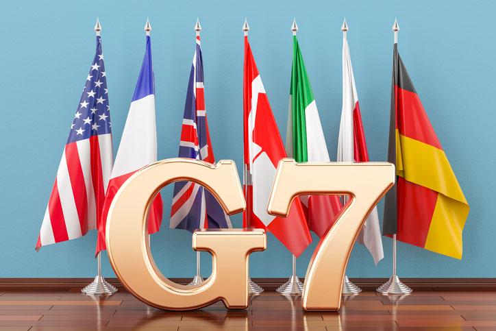 G7an piştrast kir ku ew ê piştevaniya hêzên Iraqê û Pêşmerge berdewam bikin