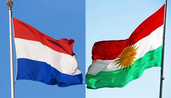 Şanda hikûmeta Holandayê ji bo pêşxistina projeyan û îmzekirina protokolê li Kurdistanê ye