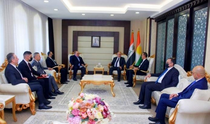 Hikûmeta Kurdistanê ji şanda iraqî re amadebûna xwe bo bicihanîna yasaya budçeyê nîşan da