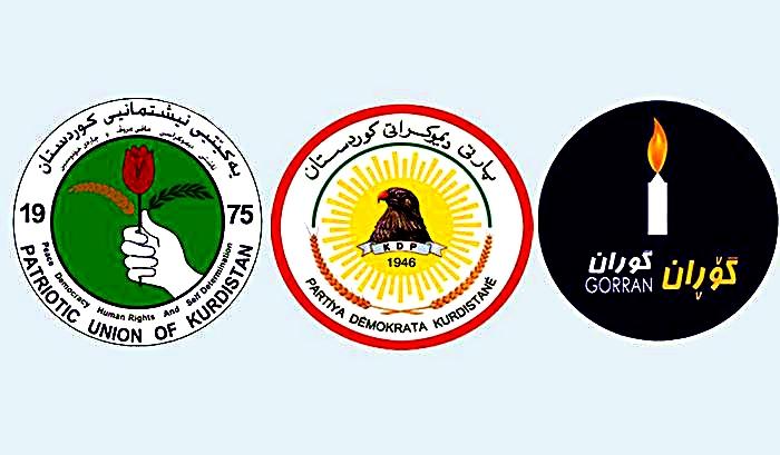 Partîyên Kurdistanê li ser awayê beşdarbûna hilbijartinên Iraqê li hev kirin