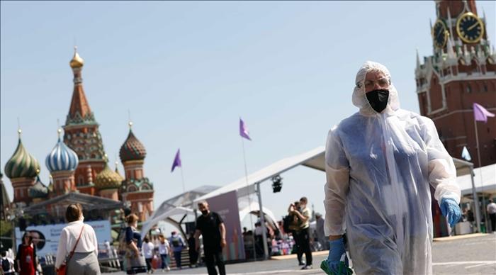 Pêla sêyem a Covid-19 li Rûsya xist: Oksîjen tê stok kirin