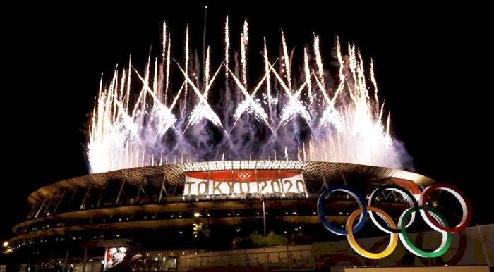 Olimpiyadên Tokyoyê di bin rêkarên tenduristiyê de dest pê kir