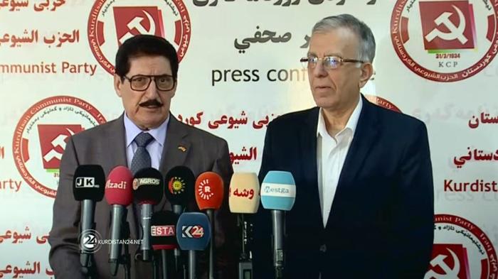 Fazil Mîranî: Em dixwazin di qonaxa pêş de partiyên Kurdistanê wek tîmeke Kurdistanê kar bikin