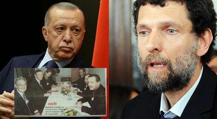 Osman Kavala: Pêwendiya Erdogan û AKPyîyan jî bi Soros re heye