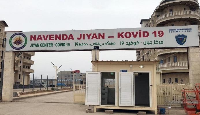 Rojava | 13 wefat û 150 pêketiyên nû yên Covid-19 hatin tomarkirin