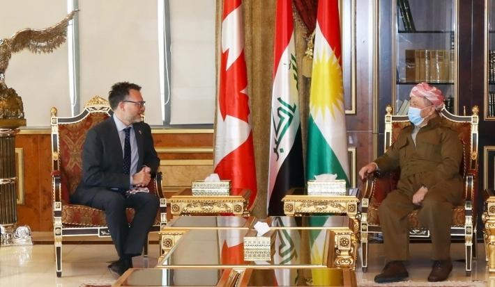 Serok Barzanî: Serkeftina proseya siyasî ya Iraqê girêdayî bihêzkirina demokrasiyê ye