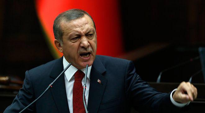 """Erdoğan: """"Kürtler orada yaşayamaz!"""""""
