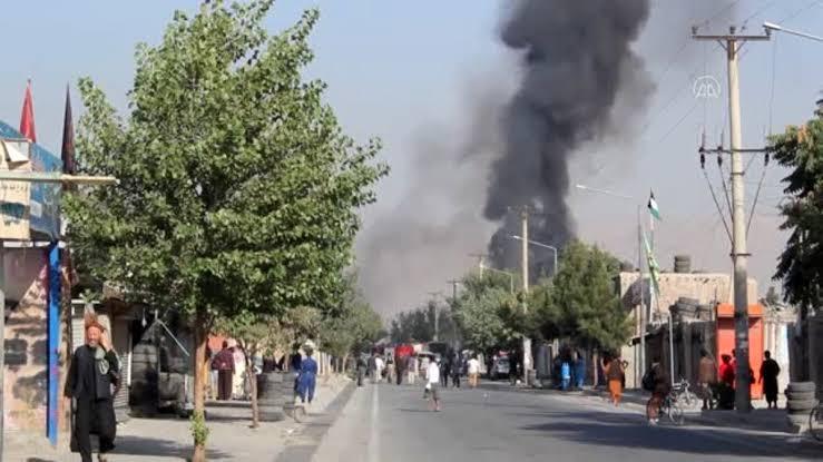 Afganistan'da cumhurbaşkanı yardımcısına bombalı saldırı!