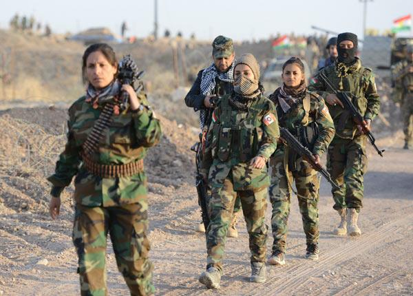 Koalisyon'dan Kürtçe mesaj: Kadın, Özgürlük, Güvenlik