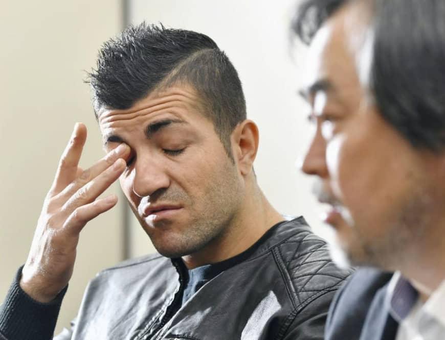 Kürt genç Japonya Hükümetine tazminat davası açtı!