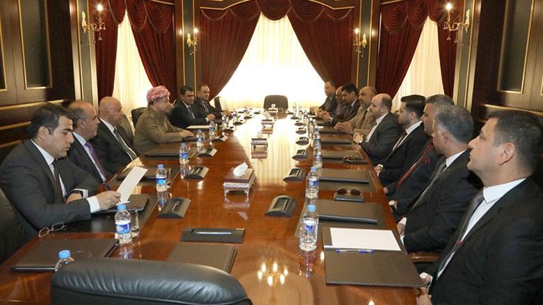 Başkan Barzani'den Irak ve anayasaya yönelik önemli açıklamalar