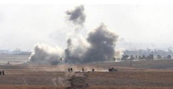 IŞİD'ten Kerkük'e havan saldırısı!