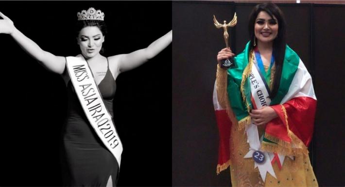 Halk oylamasında Kürt güzel birinci oldu