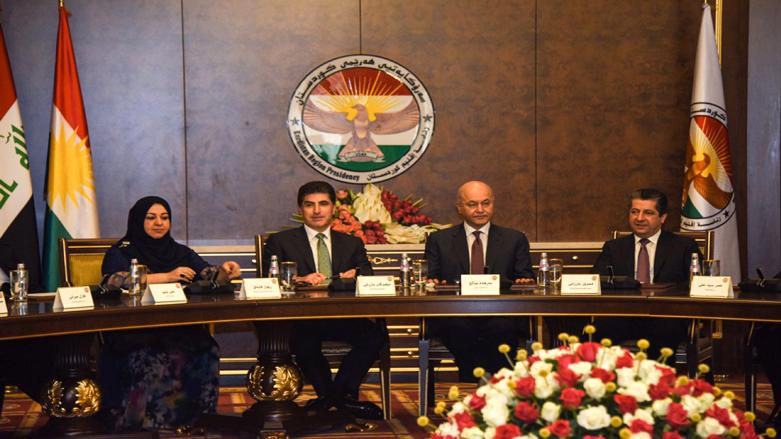 Kürdistan Yönetimi, Irak'taki son durumu değerlendiriyor