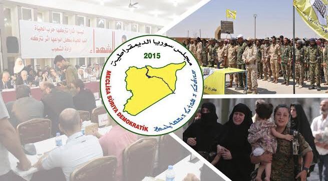 Esad'ın açıklamalarına DSM'den 'hazırız' yanıtı