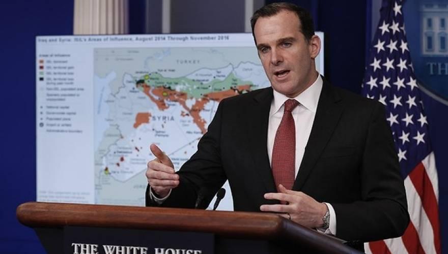 McGurk: Türkiye kapıyı IŞİD'e değil Kürtlere kapattı