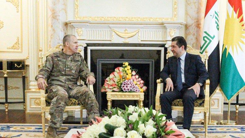 Başbakan Barzani ve Koalisyon tarafı IŞİD'i görüştü