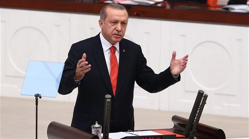 Erdoğan'dan açıklama: Kobani kontrolümüz altına girmeli