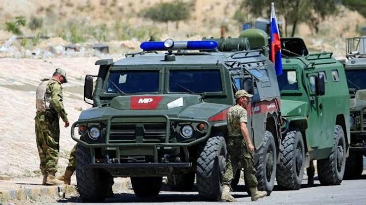 Rusya'dan açıklama: Güçlerimiz Rojava'da